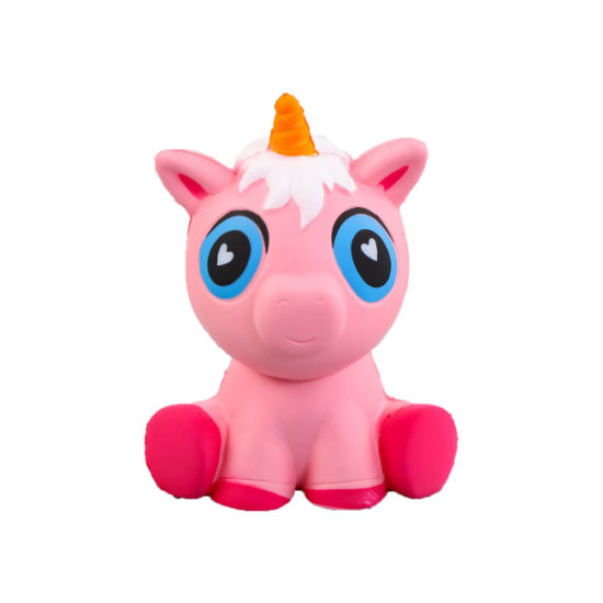 Unicorn Squishy Slow Rising Squishies Toy Kid Gifts Release Stress