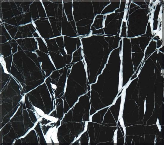 Culture Stone Panel, Nero Marquina Black Marble, Marble Panel, Wall Stone pictures & photos