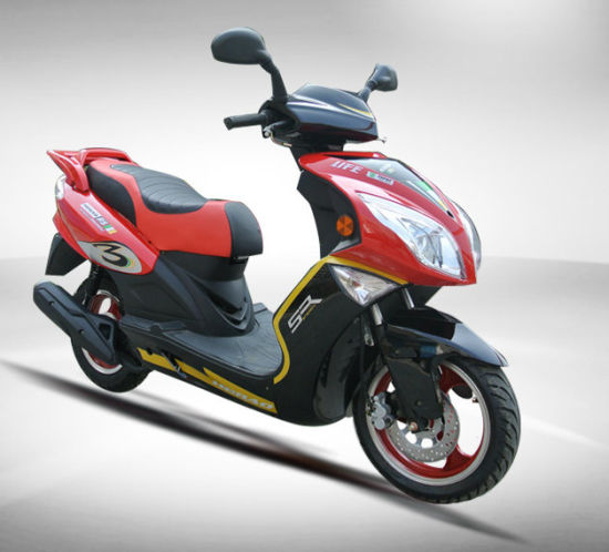 Powerful Recreational Gasoline Scooter 125cc/150cc 75km/H (HD150T-5) pictures & photos