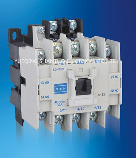 Sontune Good Quality Sts-N11 Magnetic Contactor pictures & photos