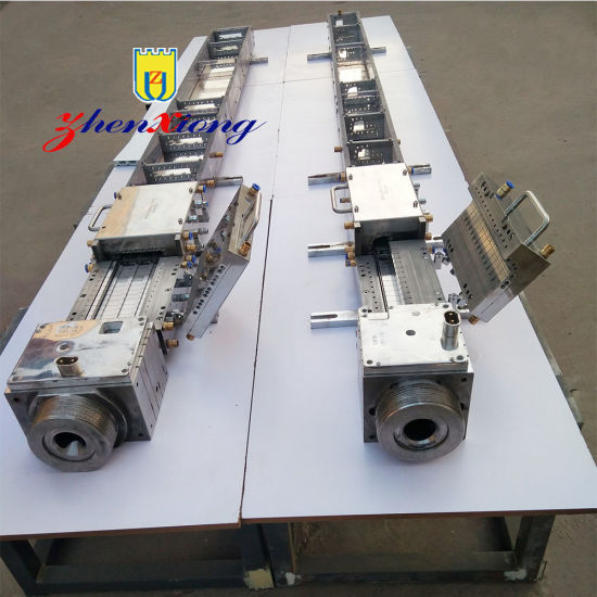 Hot Sale UPVC WPC PVC Extrusion Profile Mould Die Tooling /Zhenxiong Customized Plastic Extrusion Die and Mould