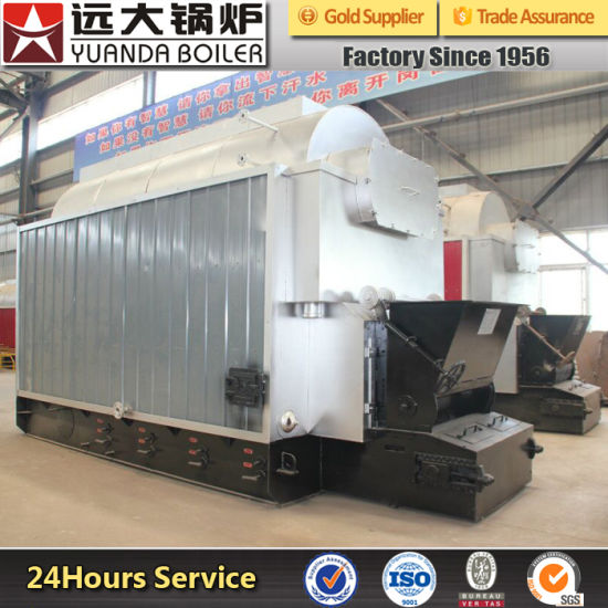 China Reliable Working Condition Coal and Wood Fired Hot Water ...