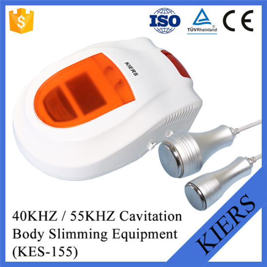 Personal Use Ultrasonic Cavitation Fat Reduce Beauty Machine pictures & photos