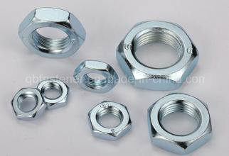 Thin/Jam Nuts DIN439 Stainless Steel M8-M52 pictures & photos