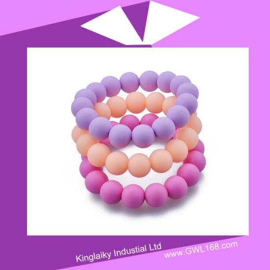 Silicone DIY Bracelet for Children′s Gift pictures & photos