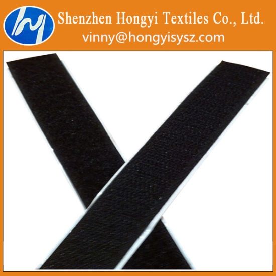 Sticky Fastener Self Adhesive Hook and Loop Velcro