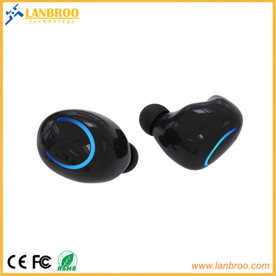 25074c10384 Small Tws Earphone Bluetooth V4.2 Stereo Sound with Charger Case. Get  Latest Price