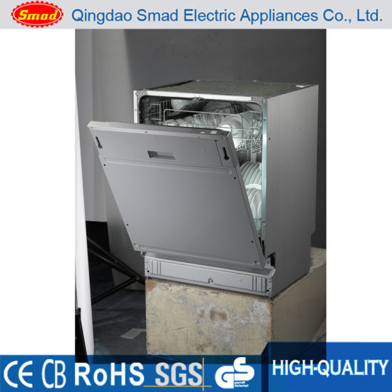 Home Use Electric Stainless Steel Built in Dish Washer pictures & photos