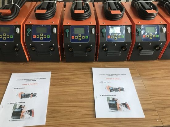 20-315mm Electrofusion Fitting Welding Machine pictures & photos