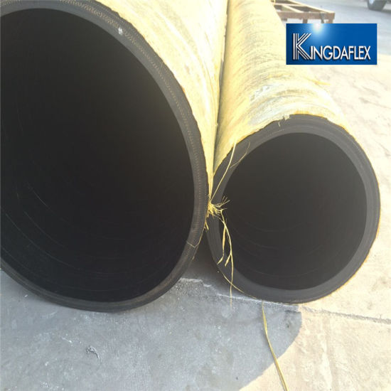 China Black Rubber Water Suction Hose Manufacturers