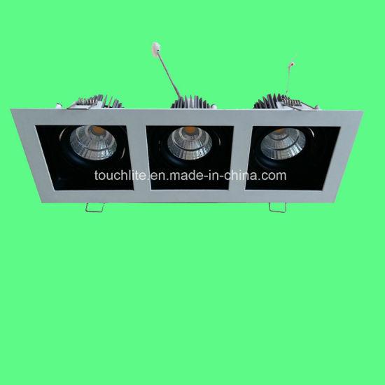 Triple LED Spotlight
