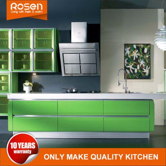Green Design Kitchen Cabinets Furniture
