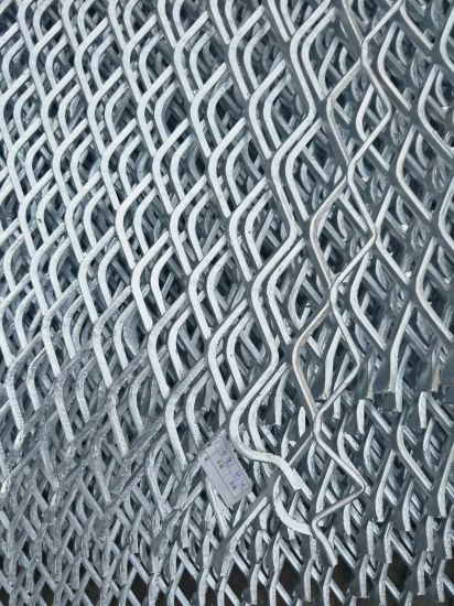 Tec-Sieve Standard Hot-DIP Galvanized Expanded Metal