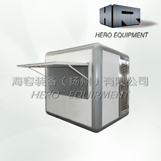 Cold Drink Shop Kiosk Portable Modular House pictures & photos