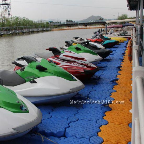 Plastic HDPE Good Quality Floating Jet Ski Dock