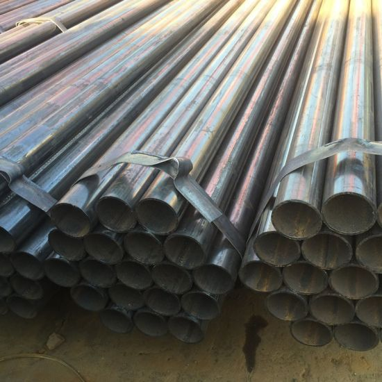 China ASTM A53 ERW Galvanized Steel Pipe Price List for