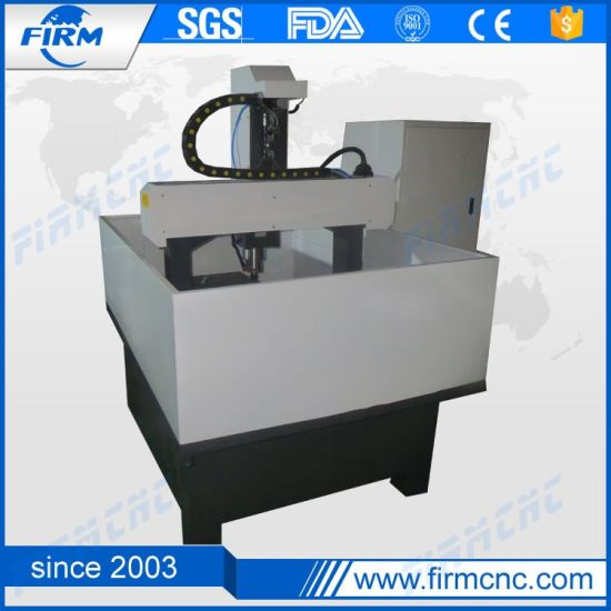 FM6060 CNC Metal Milling Carving Engraving Machine pictures & photos