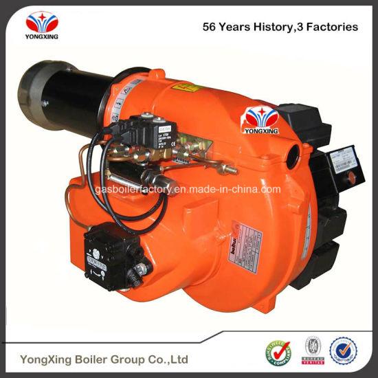 China Gas Oil Combusted Burner Light Oil Burner for Boiler - China ...