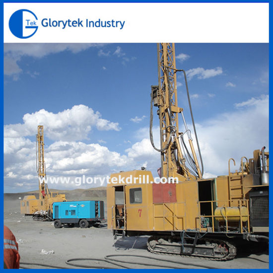 Blast Hole Crawler Drill Rigs pictures & photos