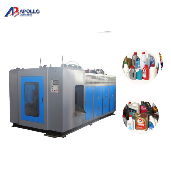 Famous High Speed Blow Molding Machine for Making PE Bottles pictures & photos
