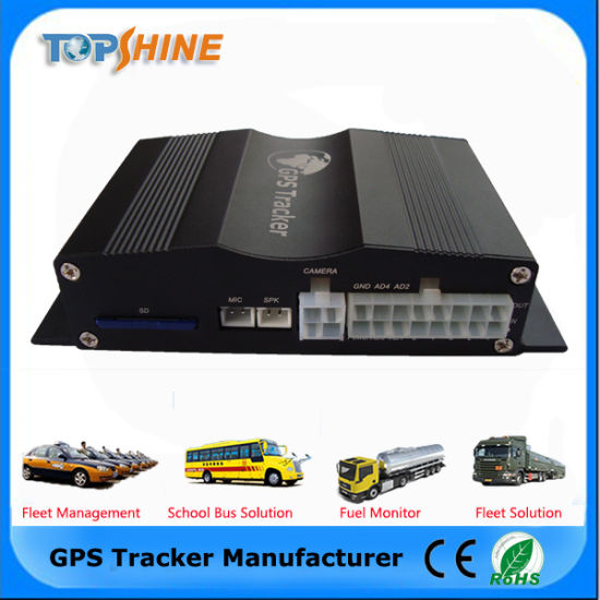 Driver Identification GPS Car Tracker with Passive RFID for Fleet Management
