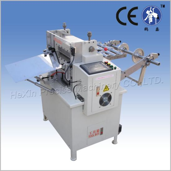 No Bending Mark Slitting Machine with Elevating Material Rack