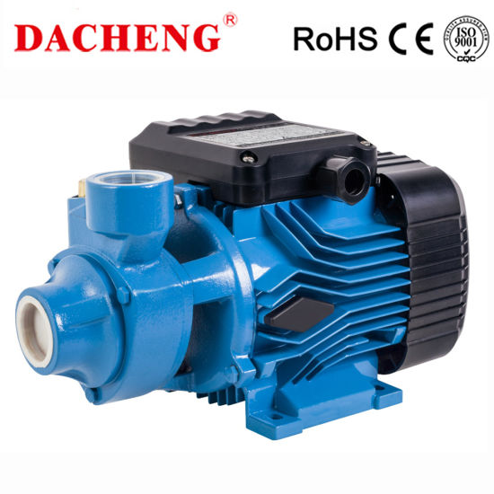 Qb Half Hp Water Pumps Peripheral Electric Motor Pump Centrifugal For Domestic Home Use