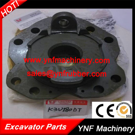 Kawasaki Excavator Hydraulic Pump Parts Swash Plate for K3V180dt