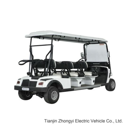 China Manufacturer Best Supplier Good Price Hotel Garden Utility Mini Electric Sightseeing Golf Car