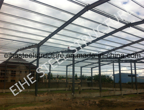 Best Price Light Frame Steel Coal Storages Warehouse Sheds pictures & photos