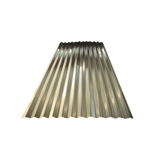 26 Gauge Galvanized Corrugated Roofing Steel Sheet