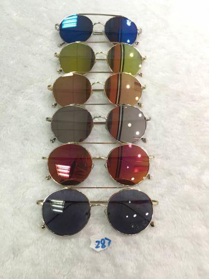 2017 Fashion Hotsale Medal Lady Sunglasses
