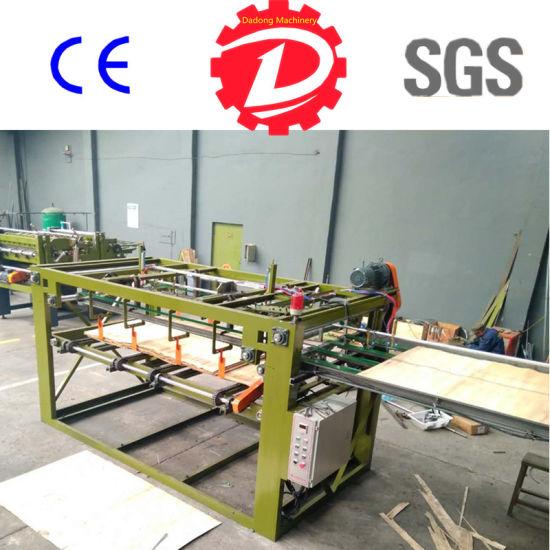 China Factory Sales Veneer Machine Composer Core Composing Machine