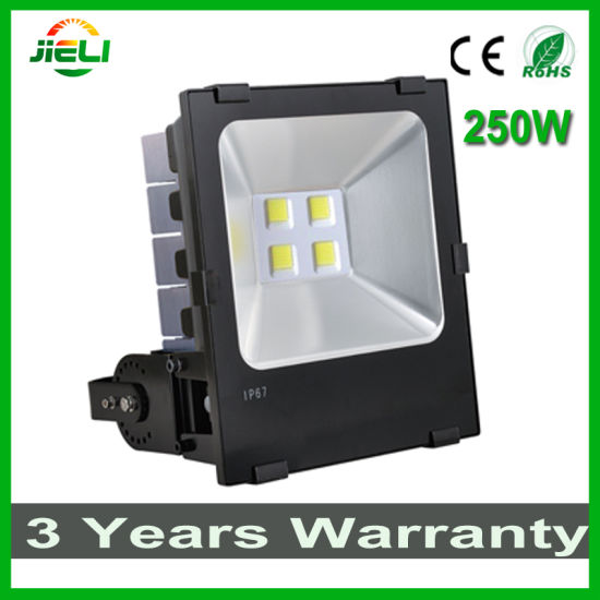 China 3 Years Warranty Outdoor Project 250w Cob Led