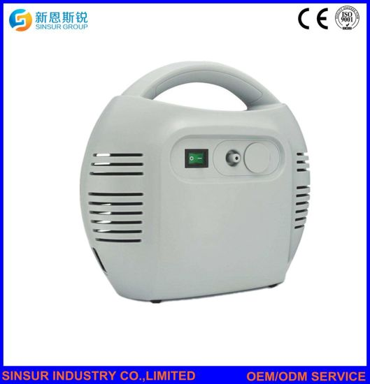 Medical Use Portable Health Care Air Compressor Nebulizer for Hospital pictures & photos