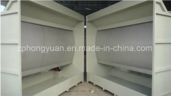 Water Curtain Furniture Spray Paint Booth