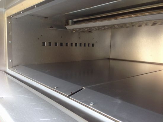 High Quality 3 Deck 9 Tray Gas Oven. pictures & photos