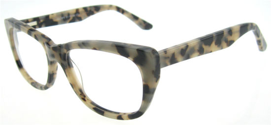 Latest Most Popular Eyewear Wholesale Acetate Optical Frames for Women pictures & photos