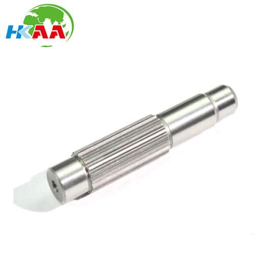 OEM Custom CNC Machining Steel Pto Spline Shaft with High Quality