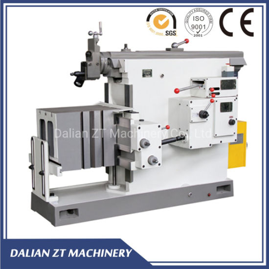 Planner Horizontal Geared Mechanical Metal Shaping Shaper Machine Bc6050
