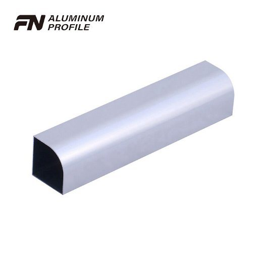Different Choices Aluminium Profile of Aluminum Tube for Building Usage pictures & photos