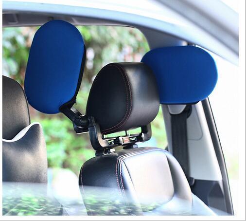 Car Accessories Children Car Leather Seat Headrest Neck Pillow
