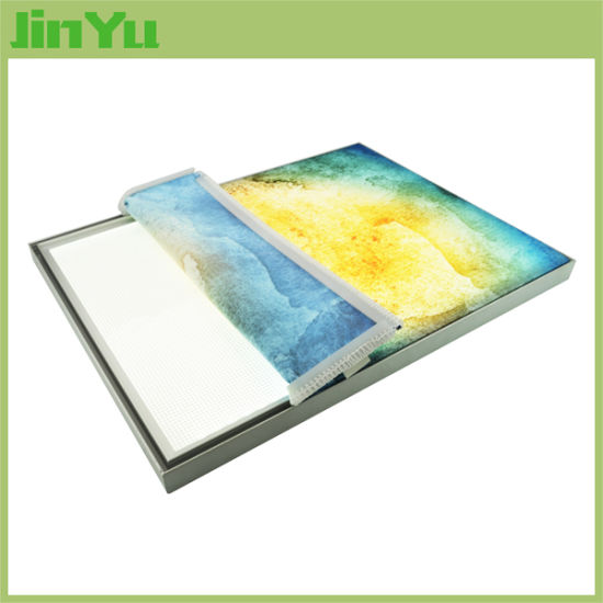 Seg Frameless Fabric LED Light Box pictures & photos