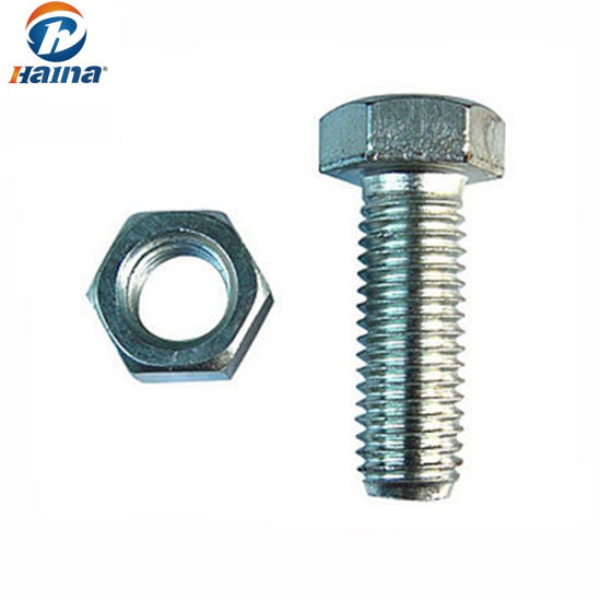 M4 A2 Stainless Steel Nuts Stainless Steel HEX HEAD FULL Nuts