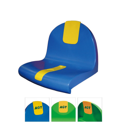 Popular Colorfull PP Plastic Gym Seats / Stadium Chair Seat for Sale