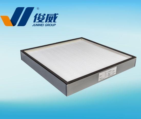 Disposable Type 99 99% Mini-Pleated Cleanroom HEPA Filter