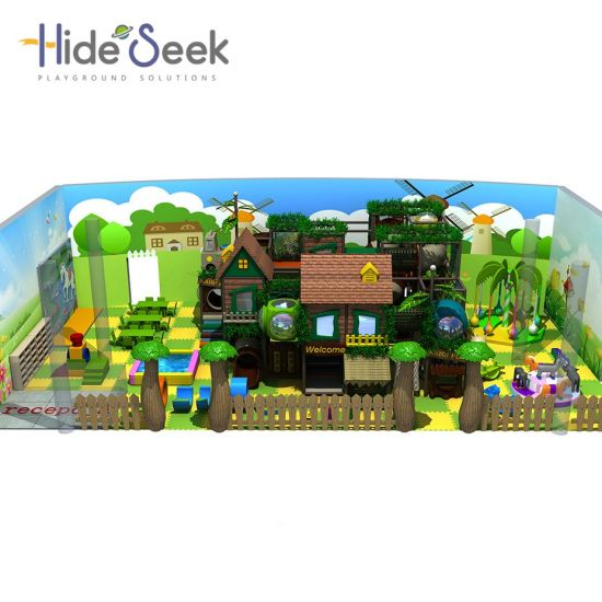 Superb China Tree House Indoor Playground Equipment For Children Download Free Architecture Designs Scobabritishbridgeorg