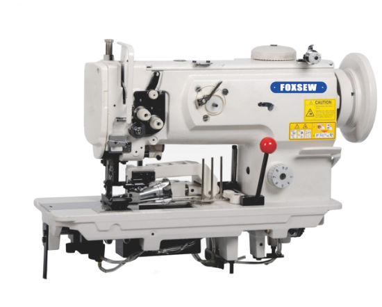 Heavy Duty Tape Binding and Cutting Sewing Machine for Quilt and Mattress