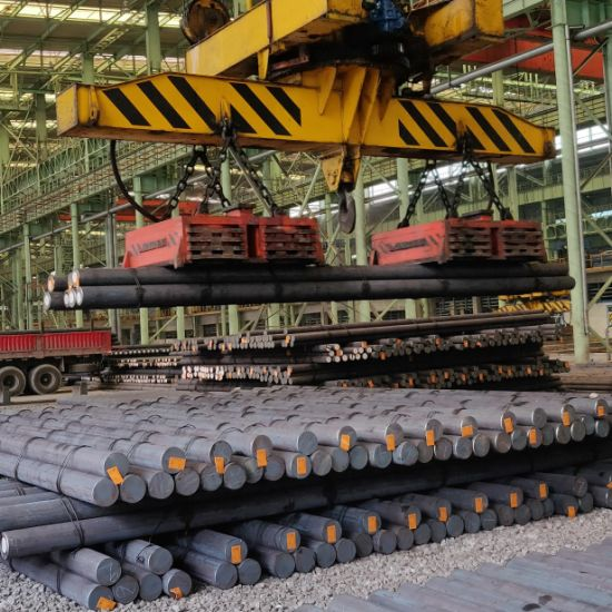 Hot Rolled Carbon Round Steel Bar (20# S20c S20cr S20ti)