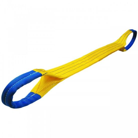 Polyester Eye-Eye Webbing Sling for Lifting and Hoisting Application